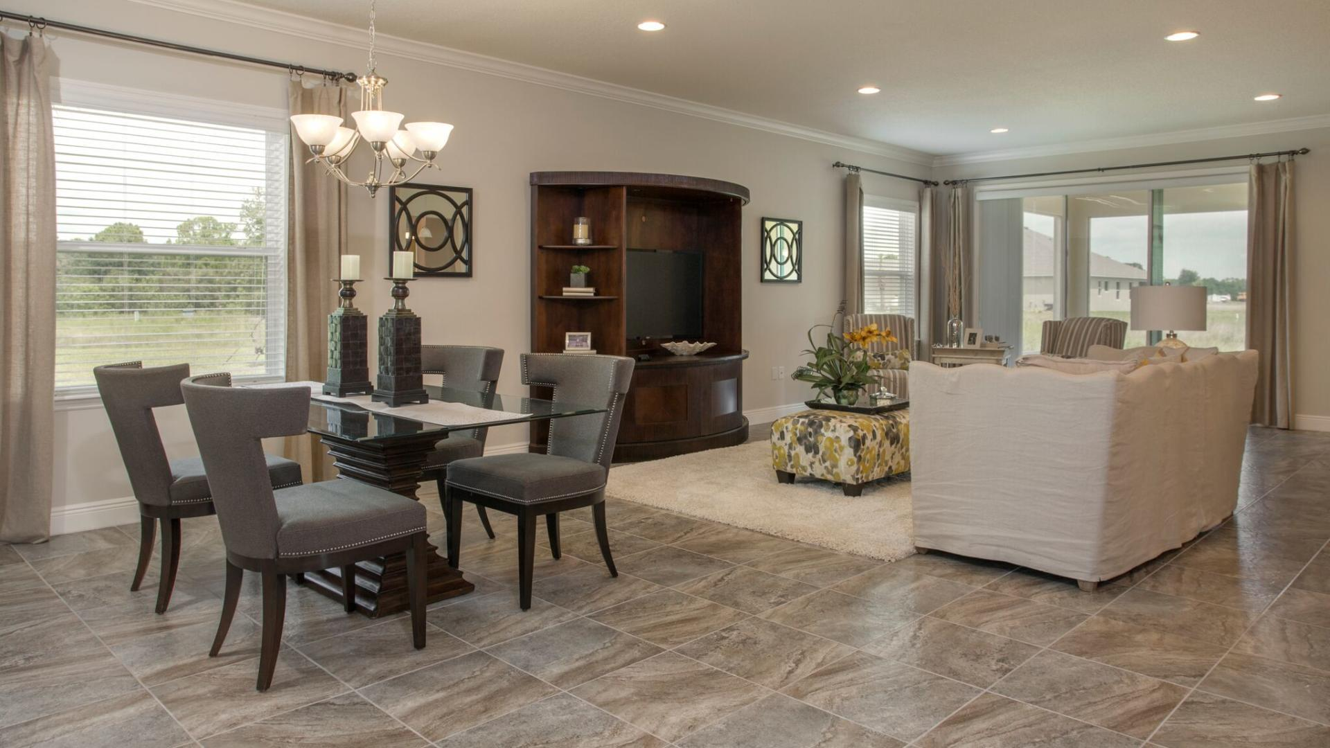 Living Area featured in the Harmony By Maronda Homes in Melbourne, FL