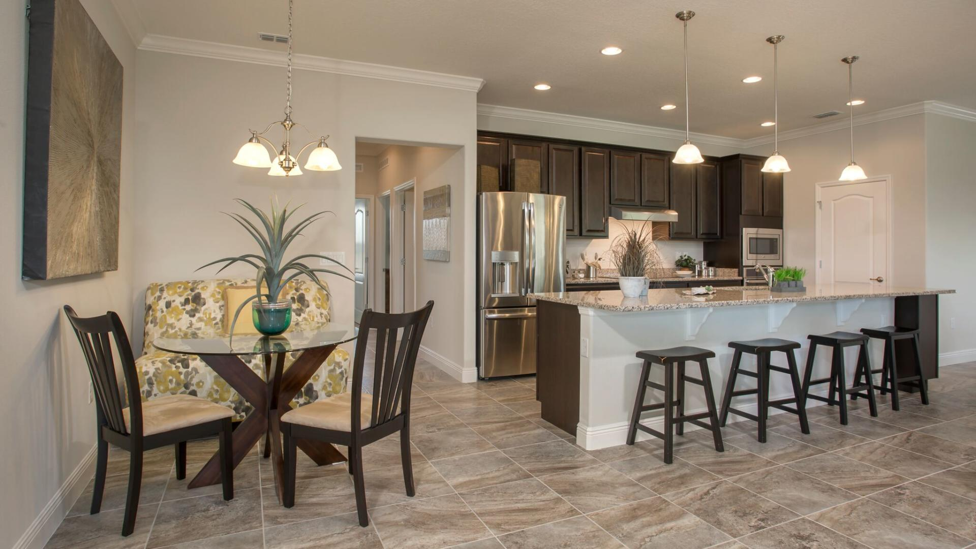 Kitchen featured in the Harmony By Maronda Homes in Indian River County, FL