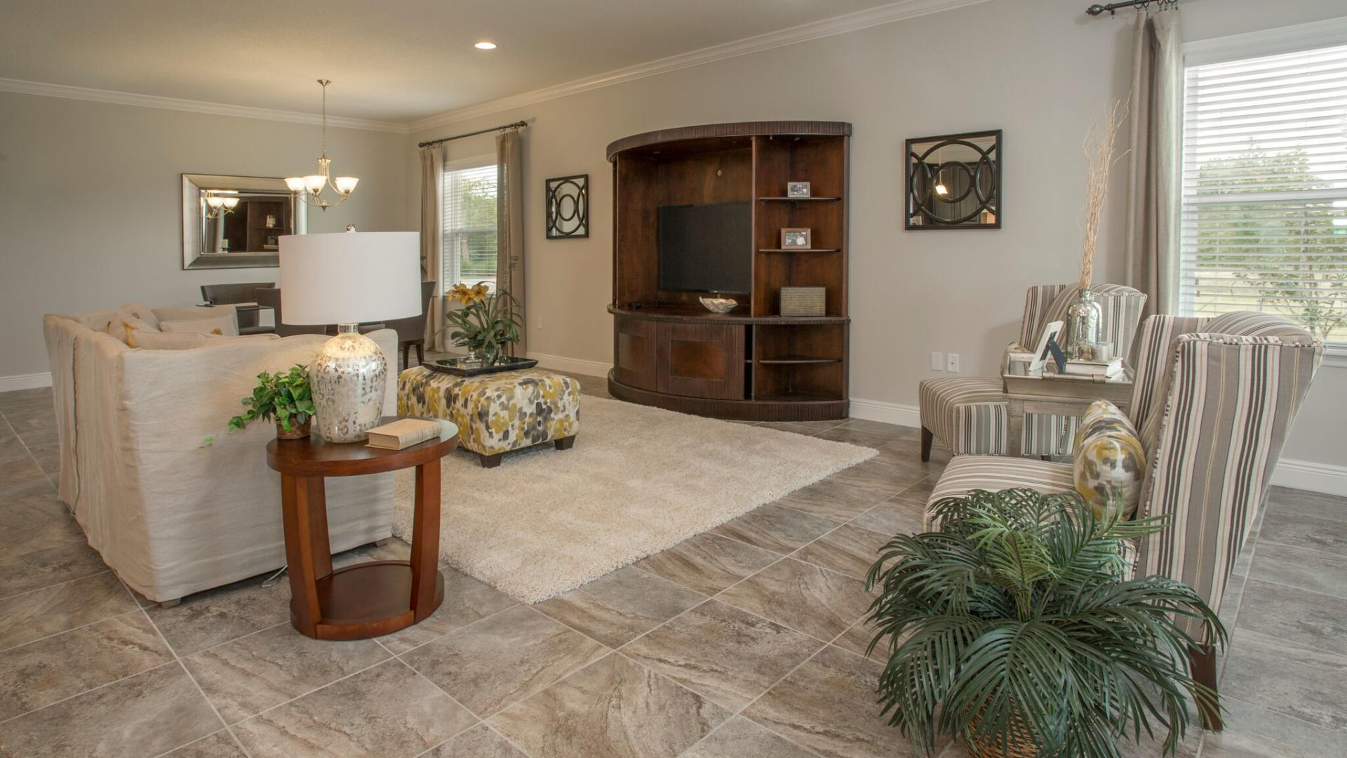 Living Area featured in the Harmony By Maronda Homes in Indian River County, FL