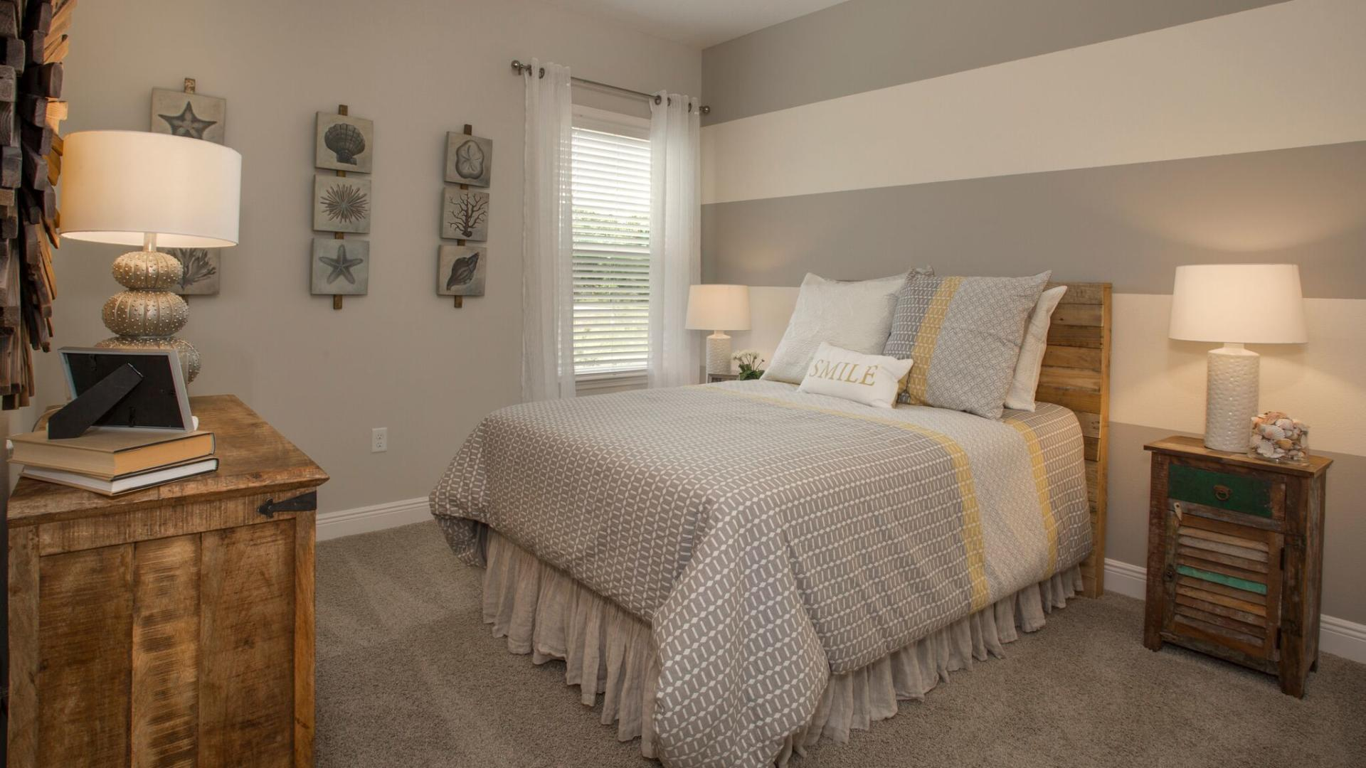 Bedroom featured in the Harmony By Maronda Homes in Indian River County, FL
