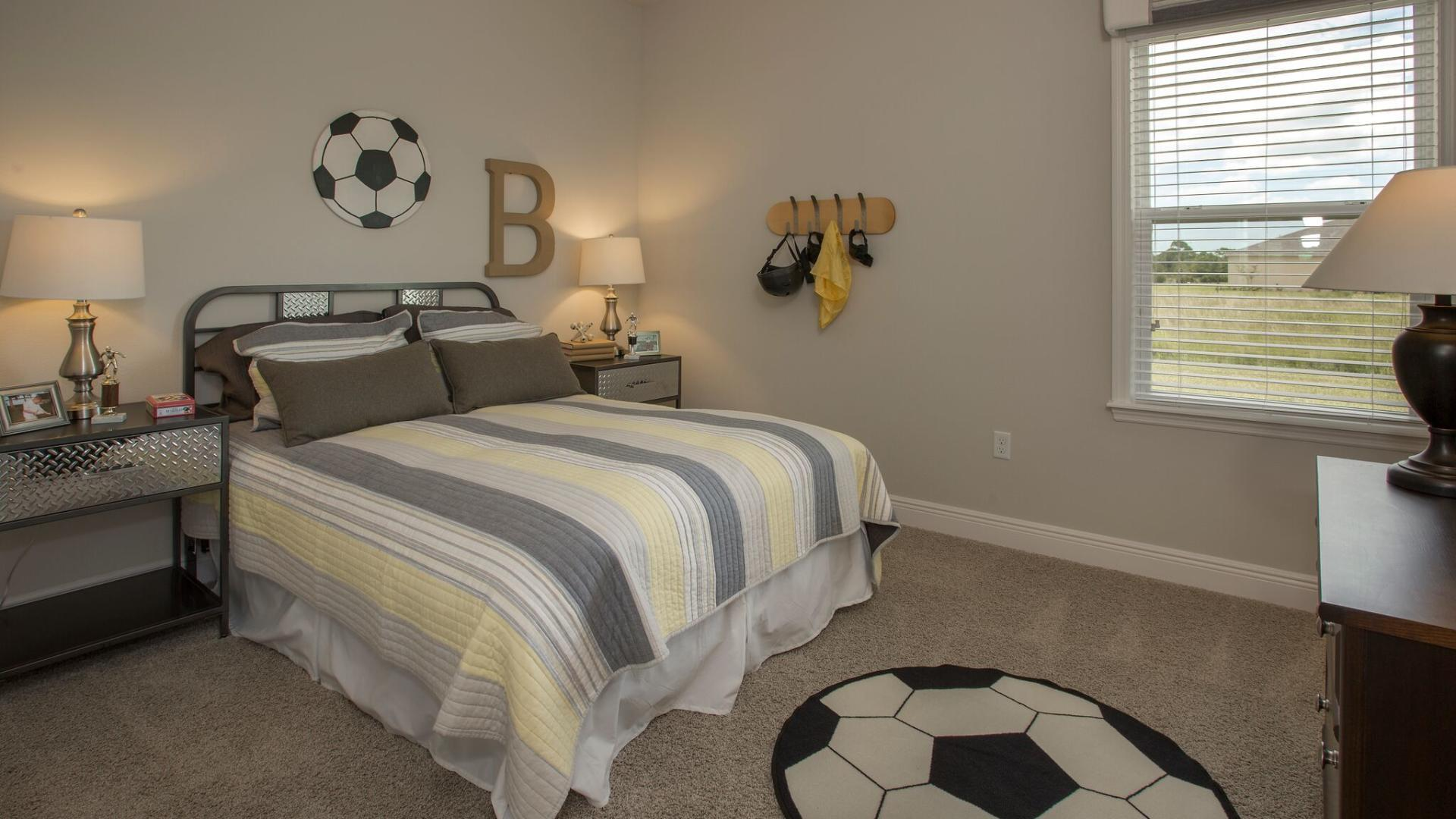 Bedroom featured in the Harmony By Maronda Homes in Ocala, FL