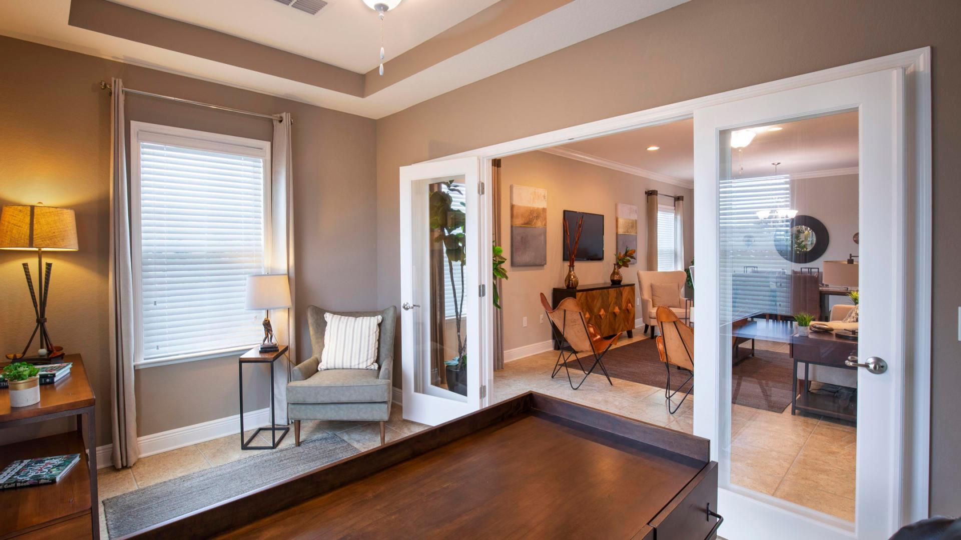Living Area featured in the Venice By Maronda Homes in Daytona Beach, FL