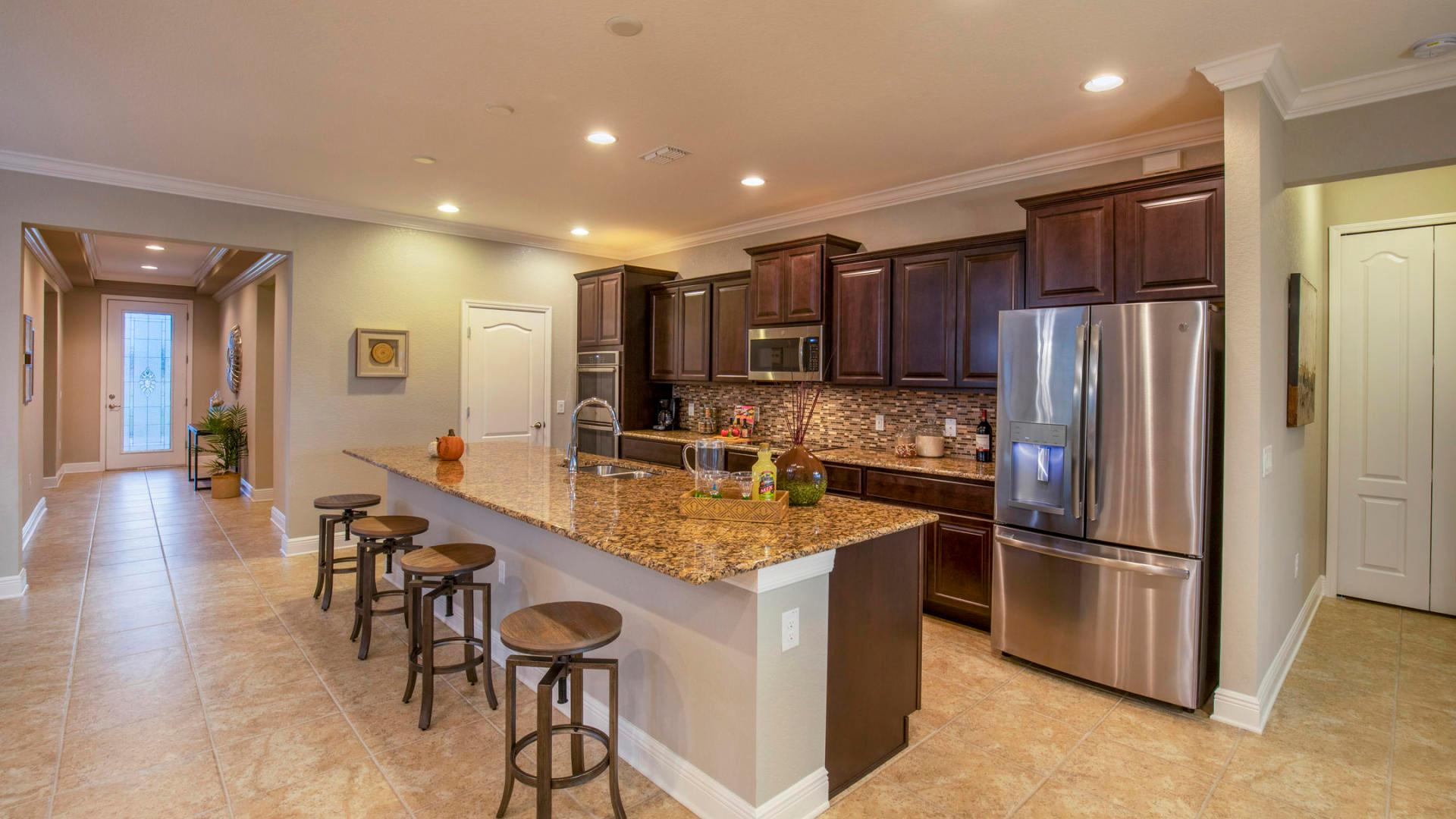 Kitchen featured in the Venice By Maronda Homes in Tampa-St. Petersburg, FL