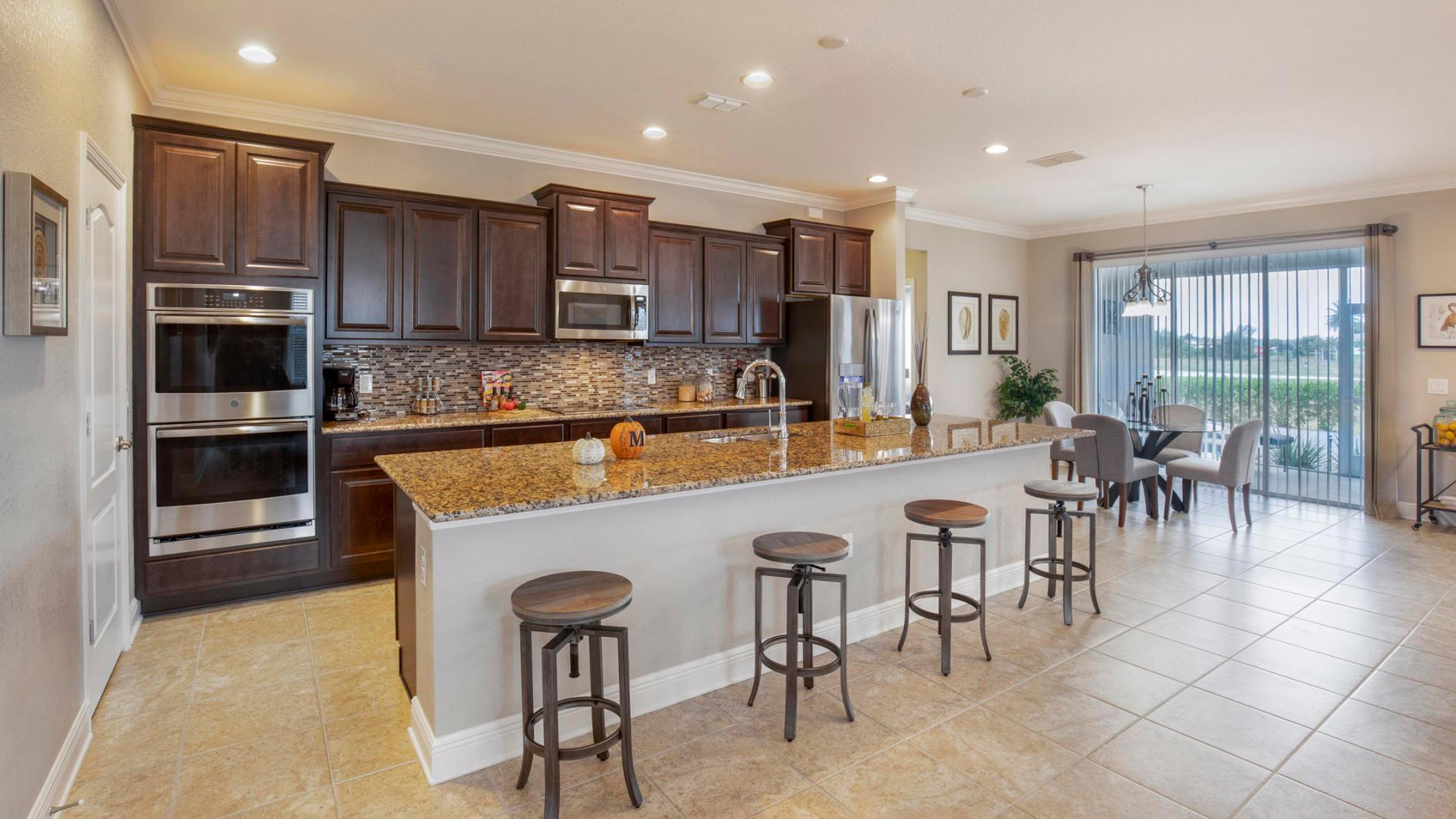 Kitchen featured in the Venice By Maronda Homes in Daytona Beach, FL