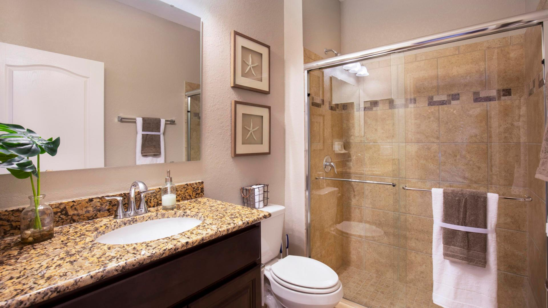 Bathroom featured in the Venice By Maronda Homes in Melbourne, FL