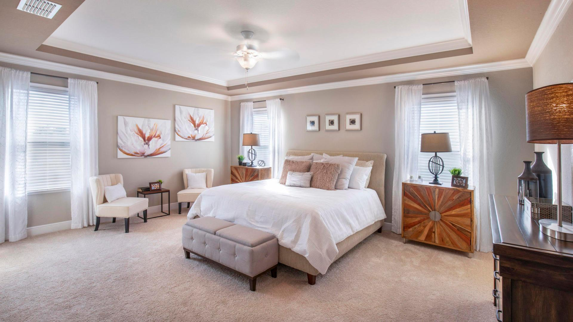 Bedroom featured in the Venice By Maronda Homes in Melbourne, FL