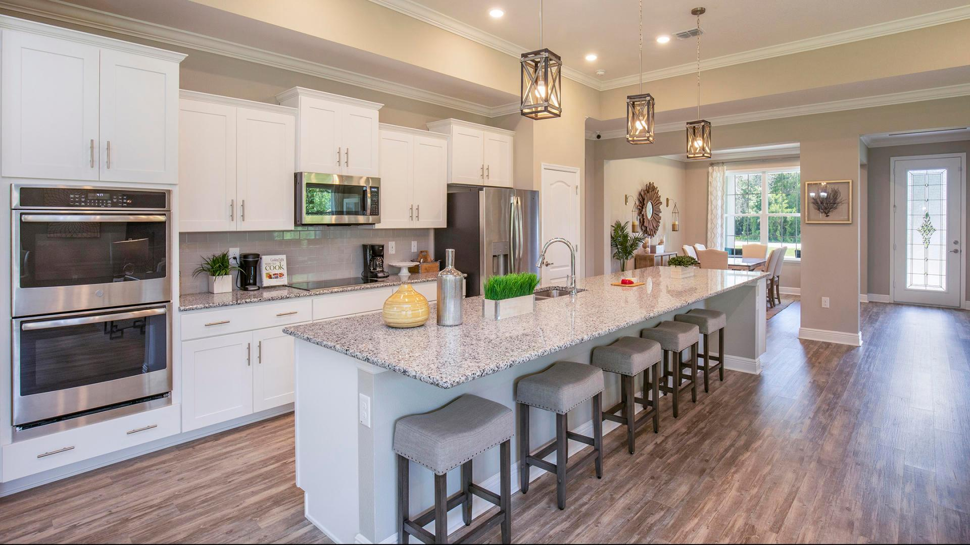 Kitchen featured in the Sienna By Maronda Homes in Tampa-St. Petersburg, FL