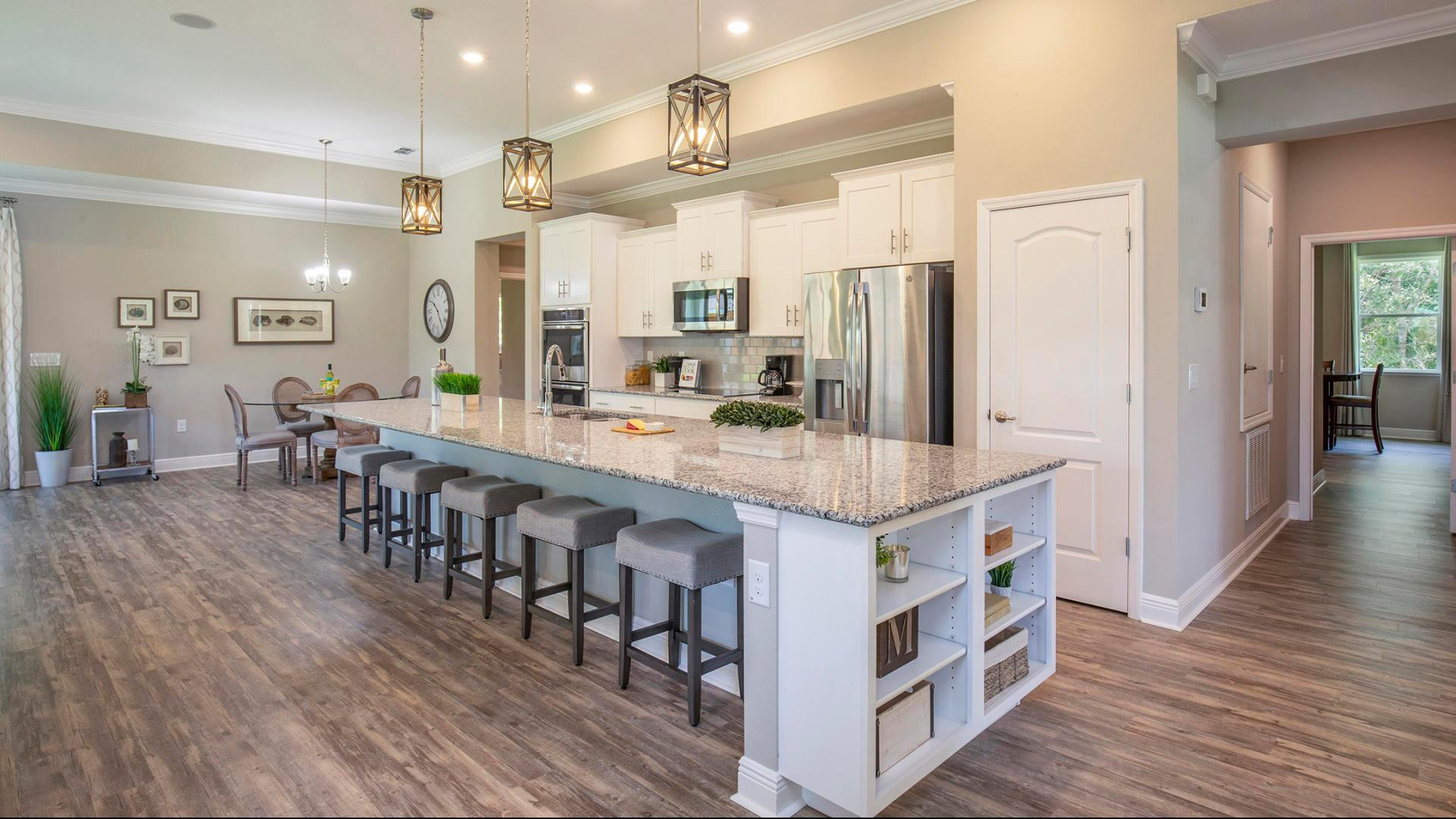 Kitchen featured in the Sienna By Maronda Homes in Martin-St. Lucie-Okeechobee Counties, FL