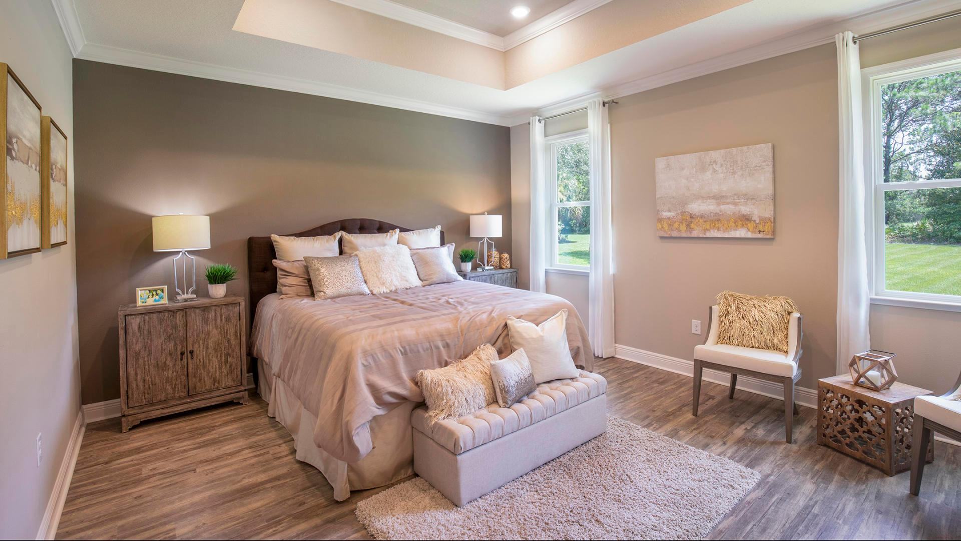 Bedroom featured in the Sienna By Maronda Homes in Punta Gorda, FL