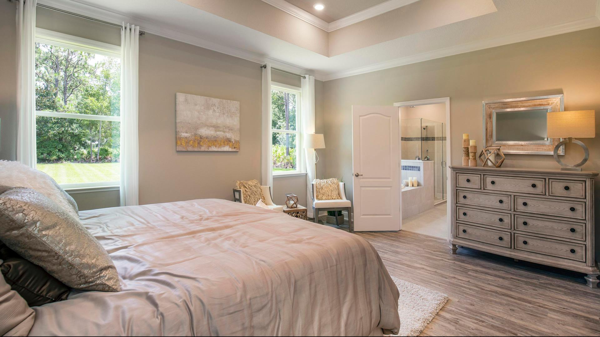Bedroom featured in the Sienna By Maronda Homes in Daytona Beach, FL