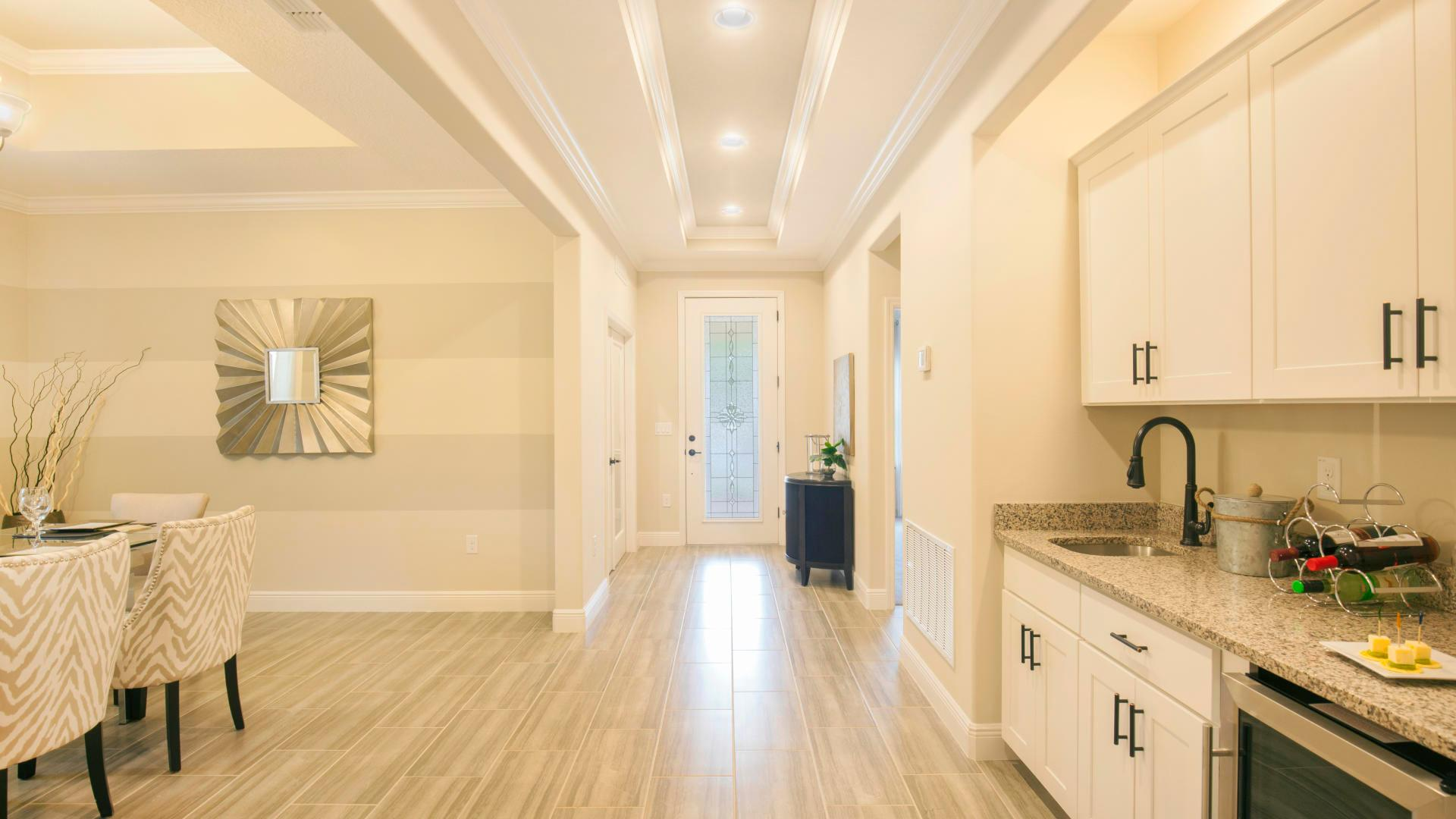 Living Area featured in the Livorno By Maronda Homes in Daytona Beach, FL