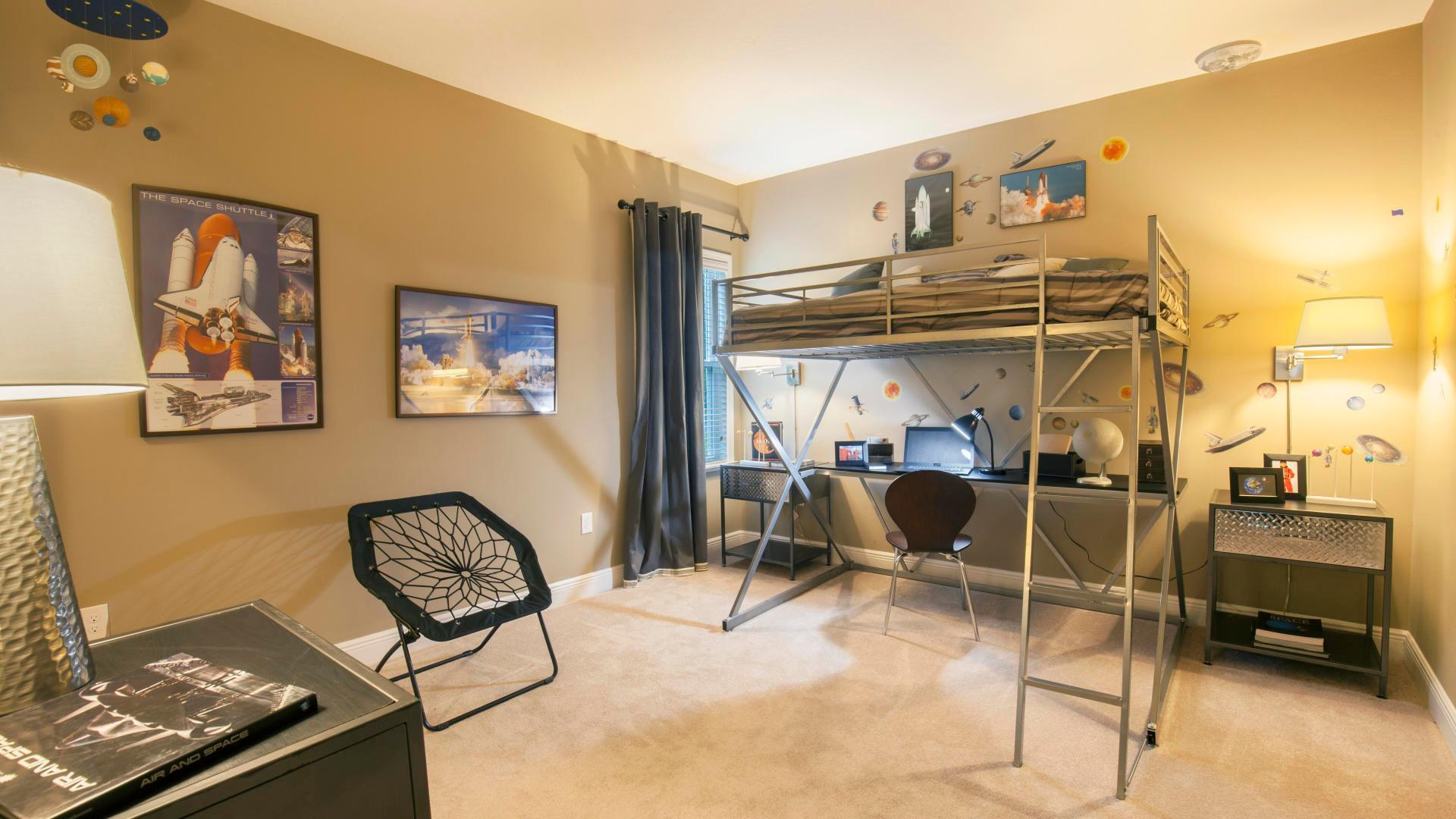 Bedroom featured in the Livorno By Maronda Homes in Daytona Beach, FL