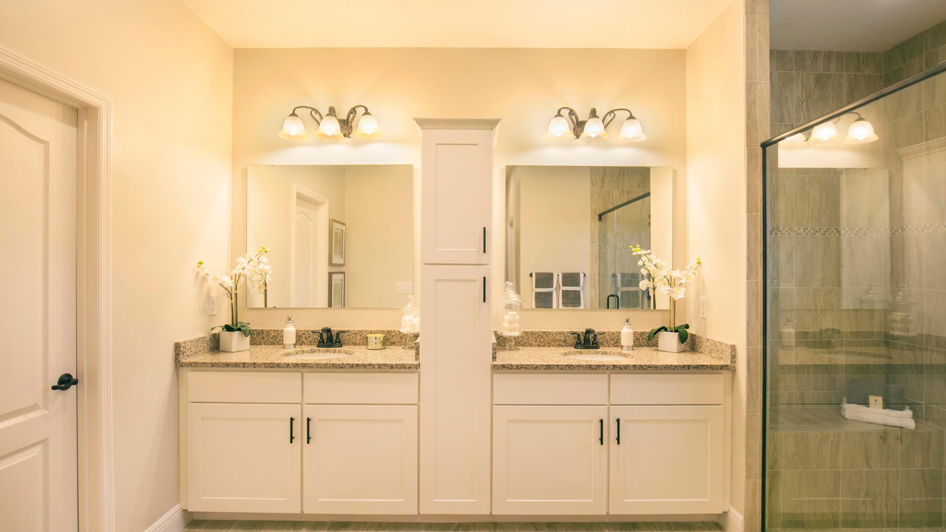Bathroom featured in the Livorno By Maronda Homes in Daytona Beach, FL