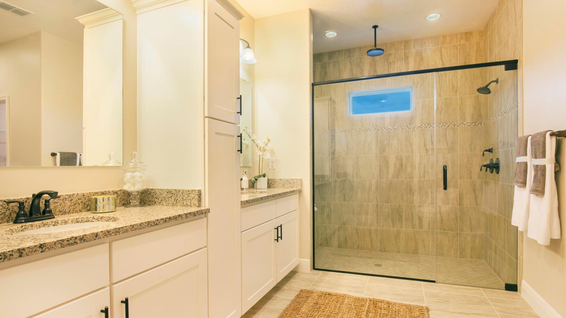 Bathroom featured in the Livorno By Maronda Homes in Melbourne, FL