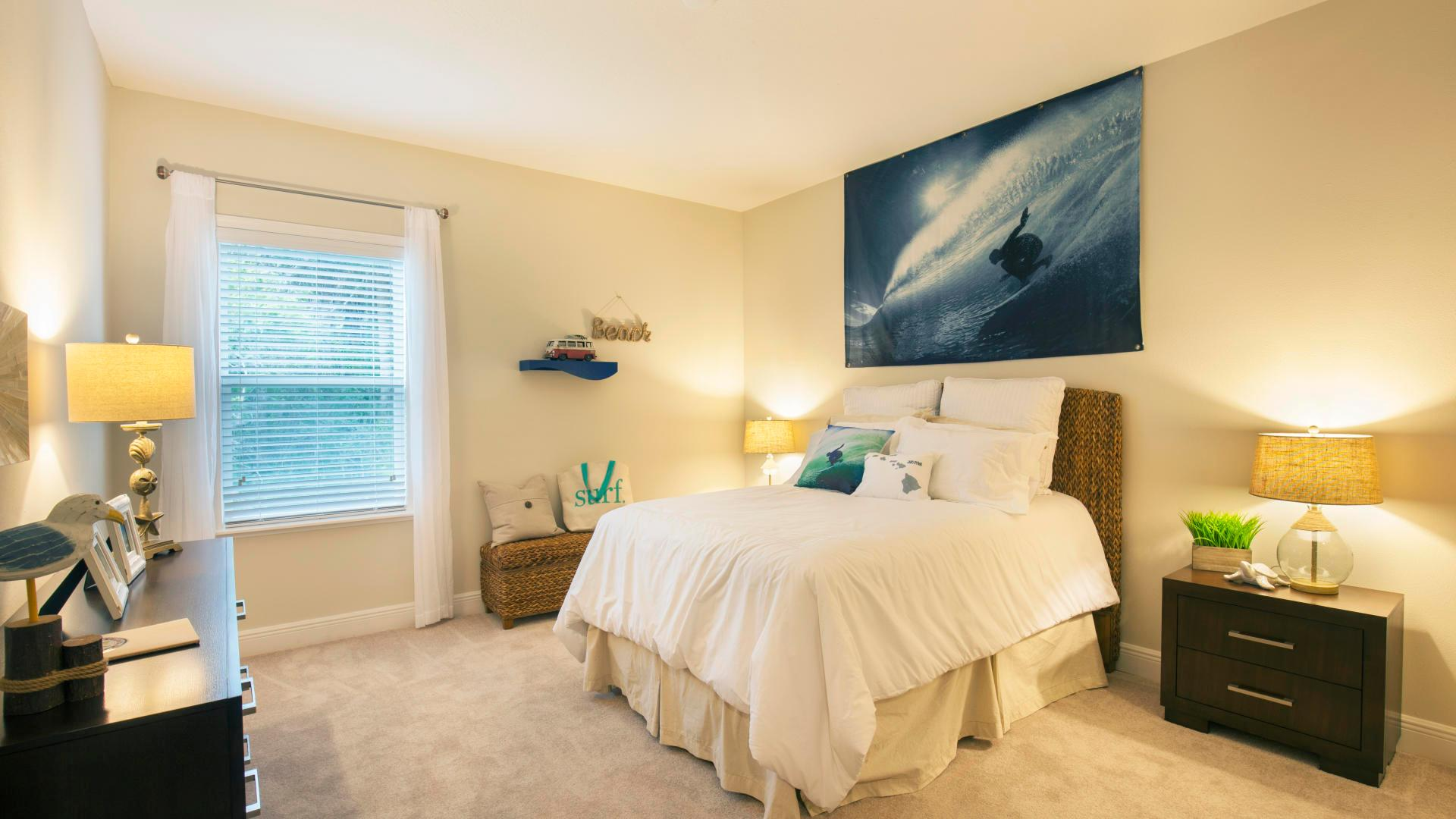 Bedroom featured in the Livorno By Maronda Homes in Gainesville, FL