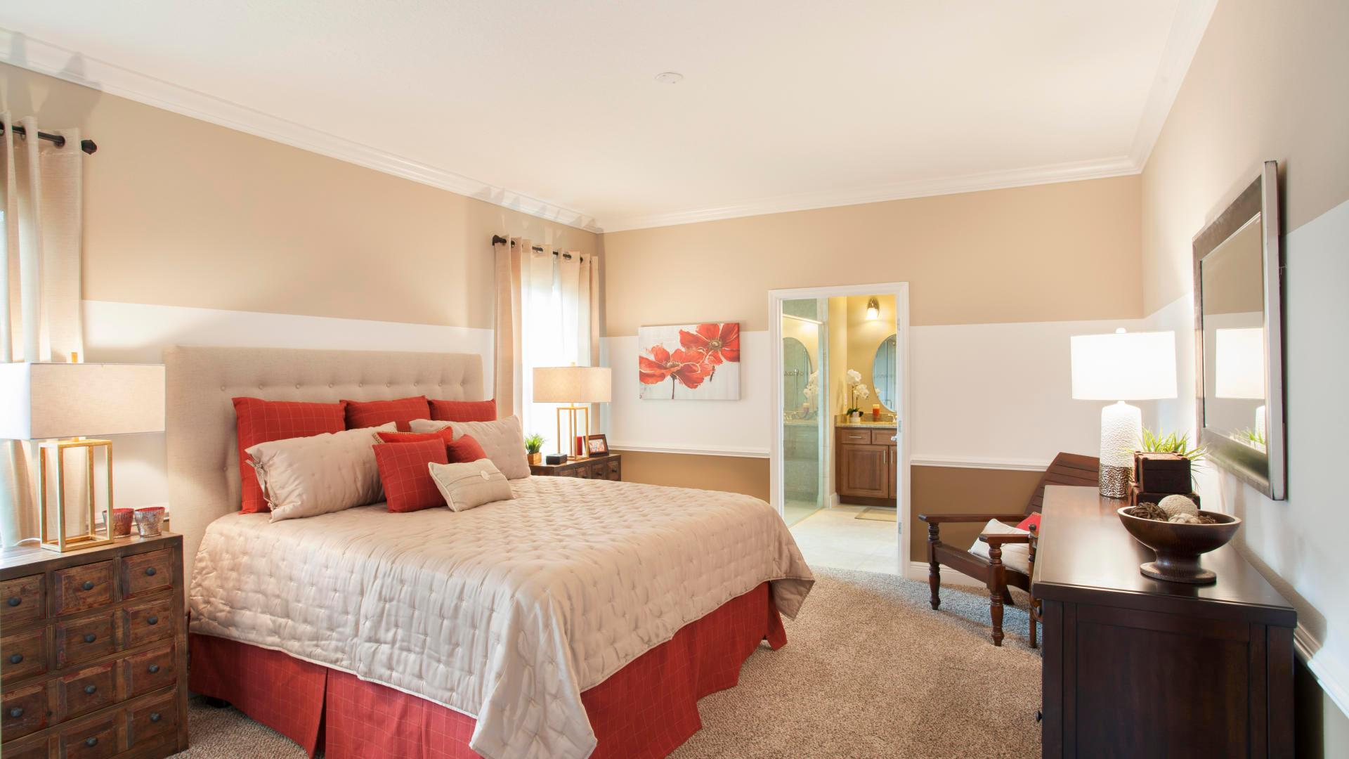 Bedroom featured in the Jensen By Maronda Homes in Indian River County, FL