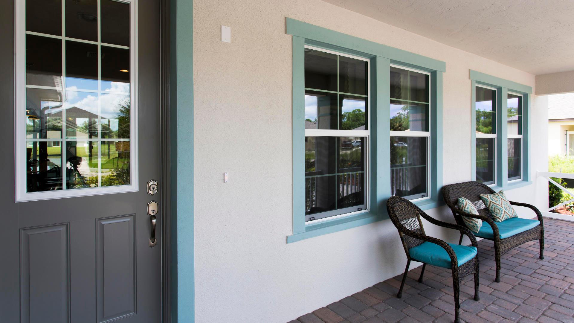 Exterior featured in the Hialeah By Maronda Homes in Indian River County, FL
