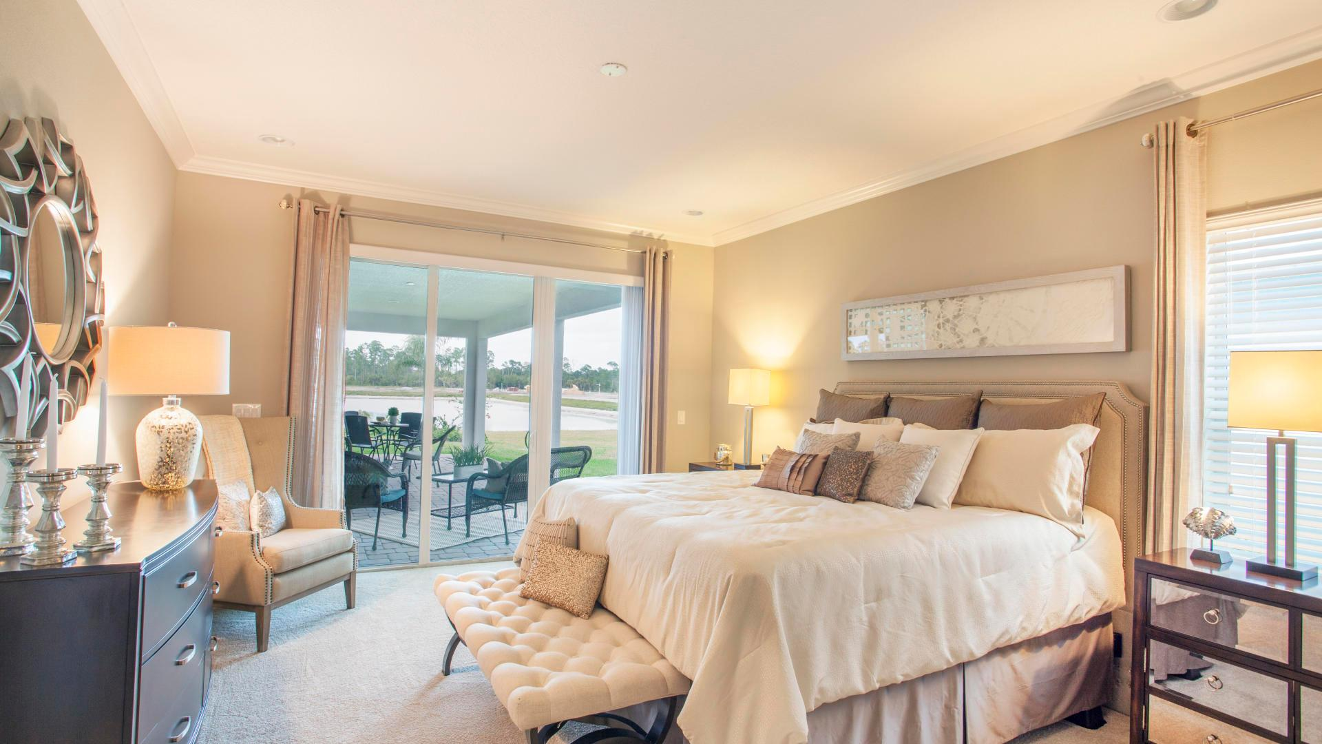 Bedroom featured in the Pompano By Maronda Homes in Indian River County, FL