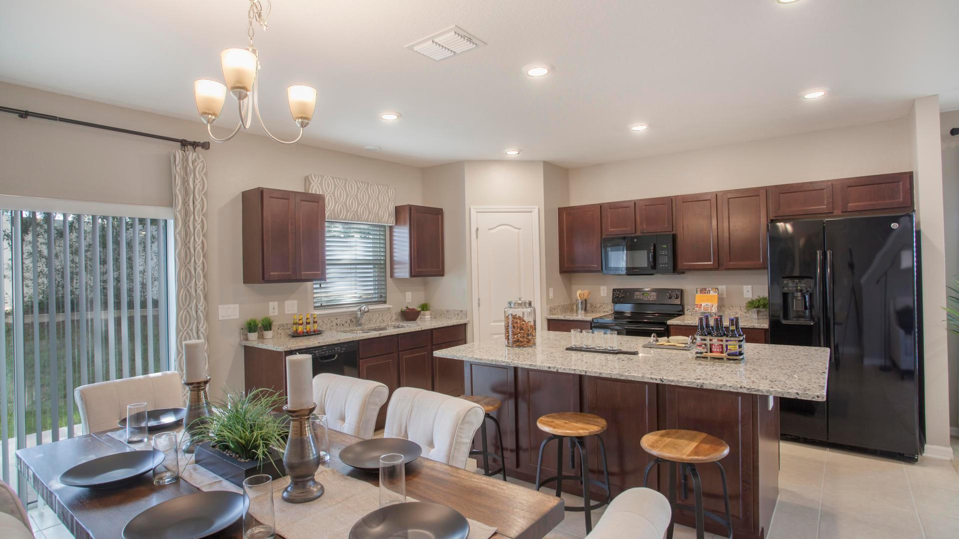 Kitchen featured in the St. Augustine By Maronda Homes in Jacksonville-St. Augustine, FL