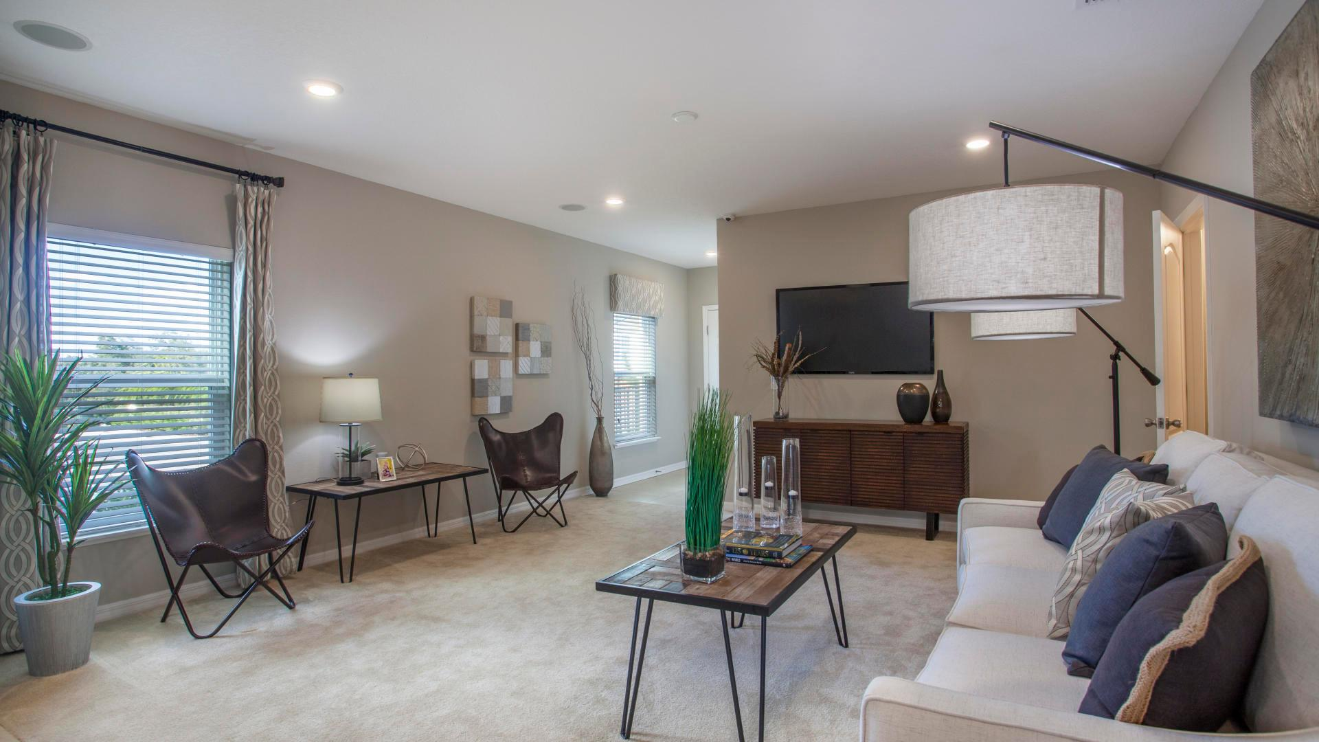 Living Area featured in the St. Augustine By Maronda Homes in Gainesville, FL