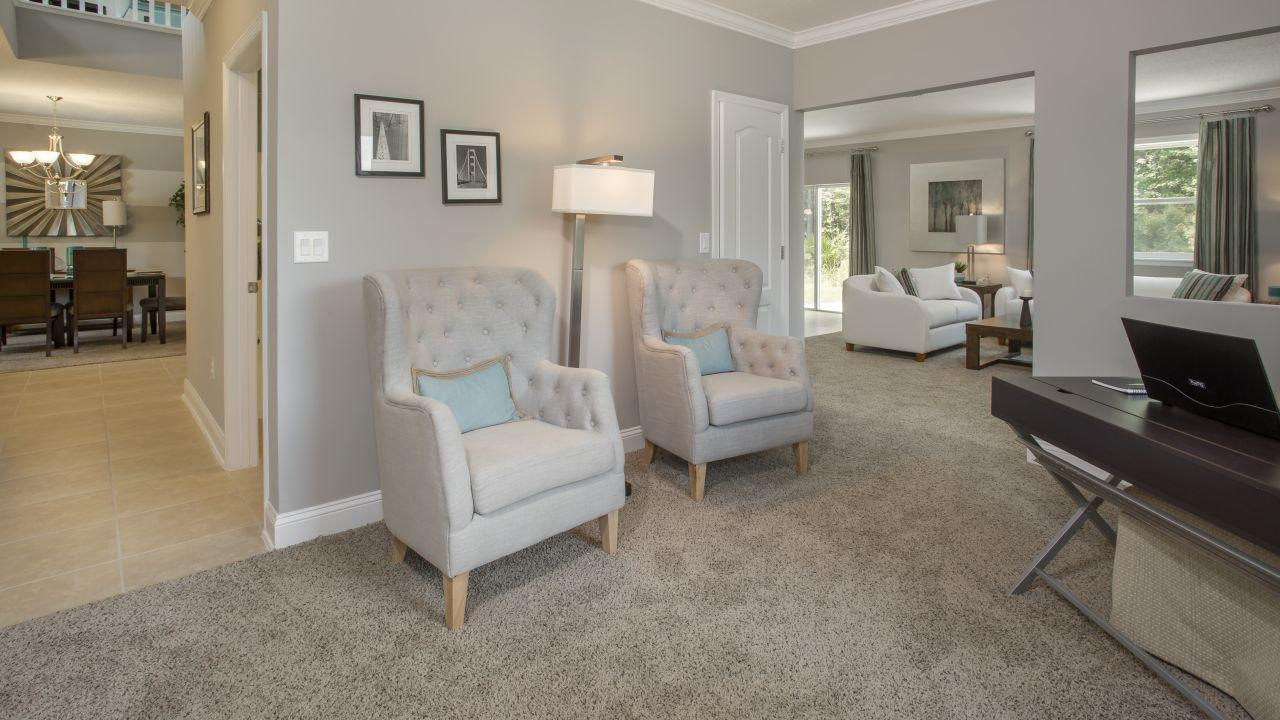 Living Area featured in the Baybury By Maronda Homes in Jacksonville-St. Augustine, GA