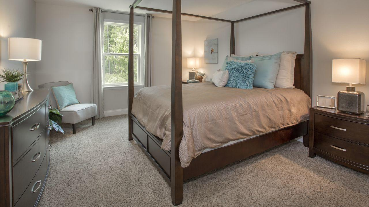 Bedroom featured in the Baybury By Maronda Homes in Jacksonville-St. Augustine, GA