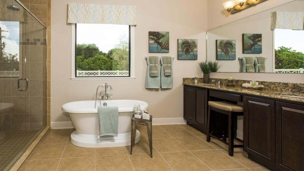 Bathroom featured in the Drexel By Maronda Homes in Jacksonville-St. Augustine, GA