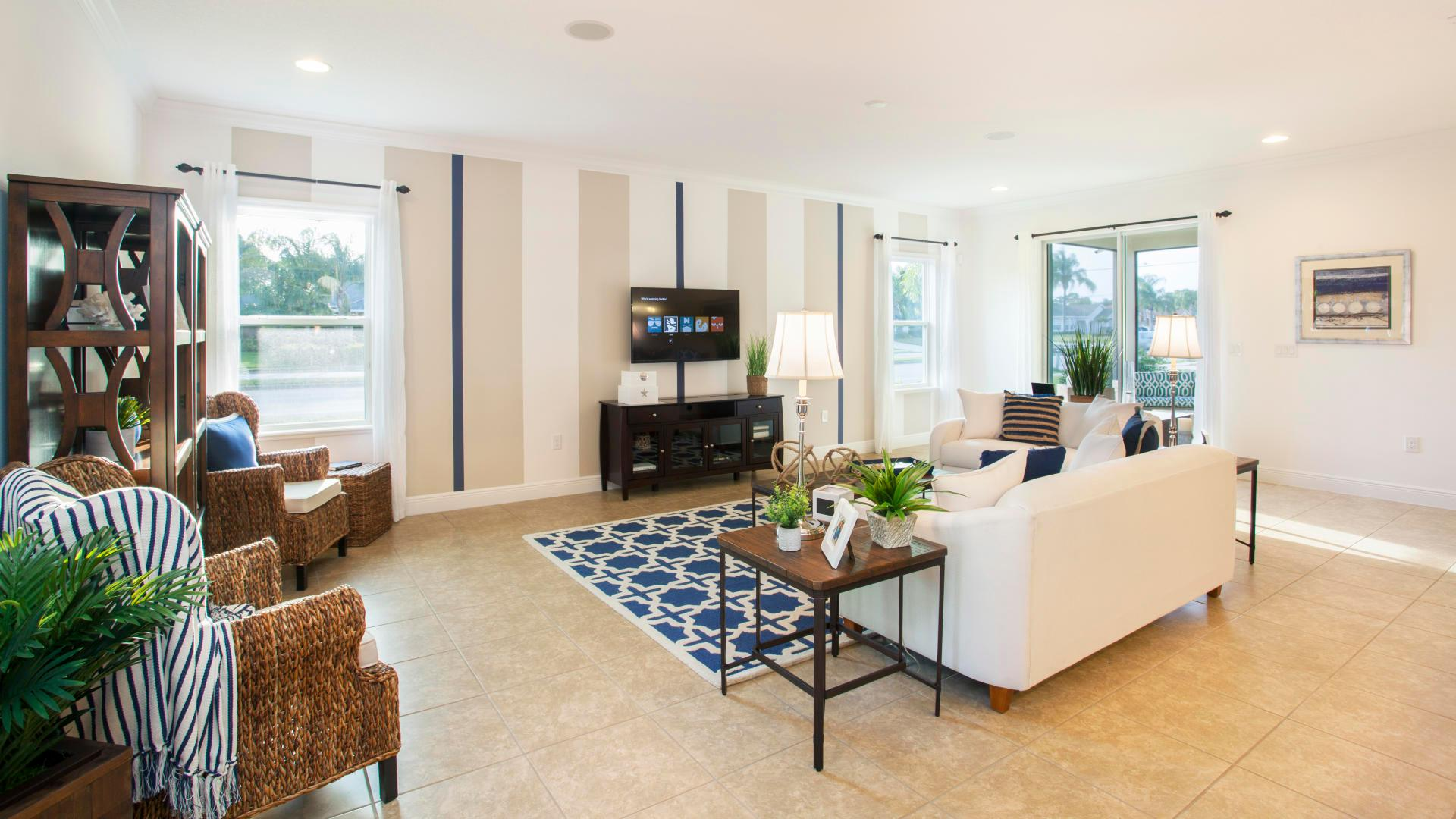 Living Area featured in the Melody By Maronda Homes in Jacksonville-St. Augustine, GA