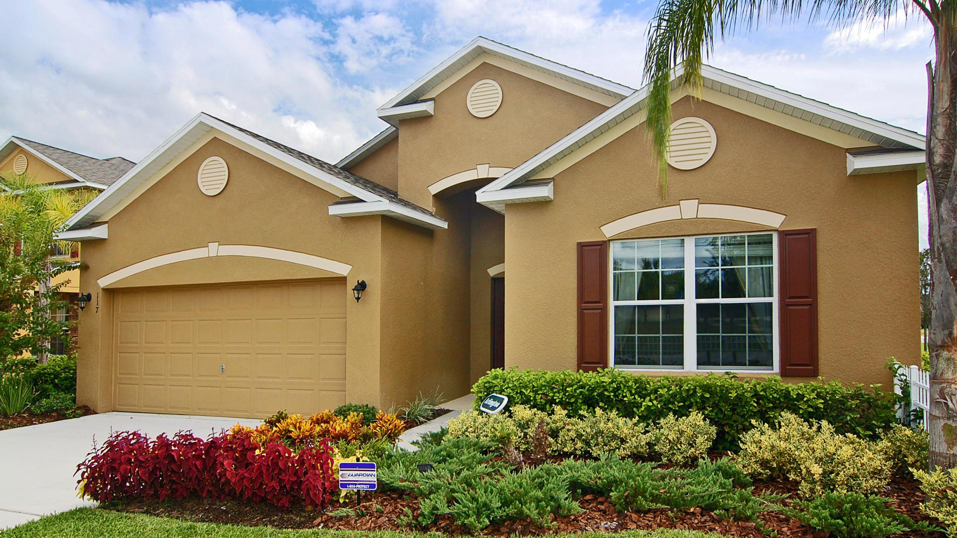 Exterior featured in the Arlington By Maronda Homes in Jacksonville-St. Augustine, GA