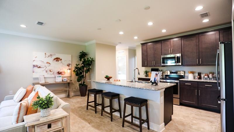 Kitchen featured in the Ashton By Maronda Homes in Fort Myers, FL