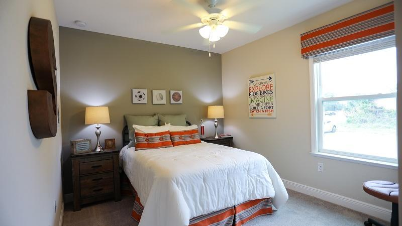 Bedroom featured in the Ashton By Maronda Homes in Fort Myers, FL