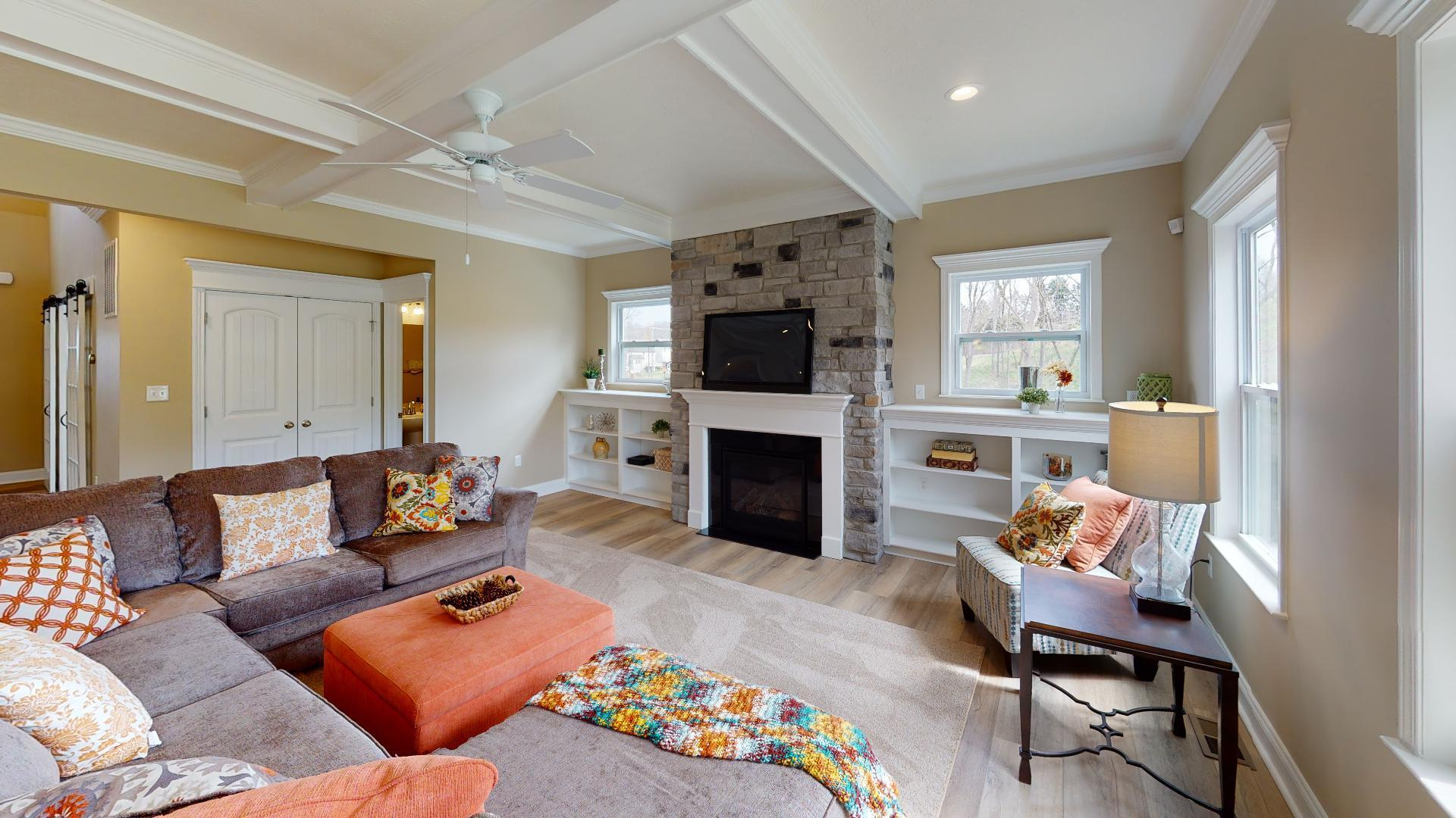 Living Area featured in the Hoover By Maronda Homes in Pittsburgh, PA