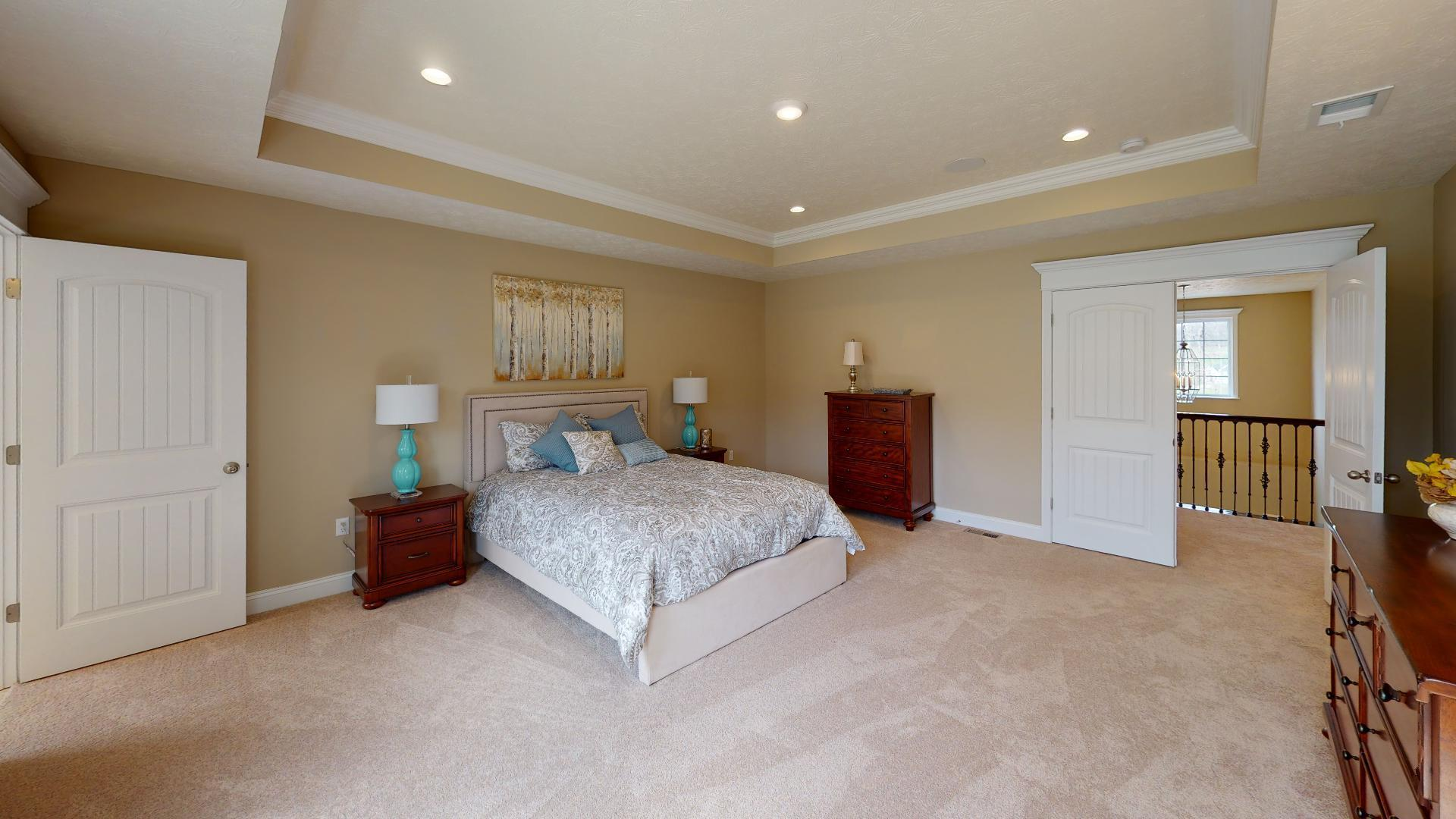 Bedroom featured in the Hoover By Maronda Homes in Pittsburgh, PA