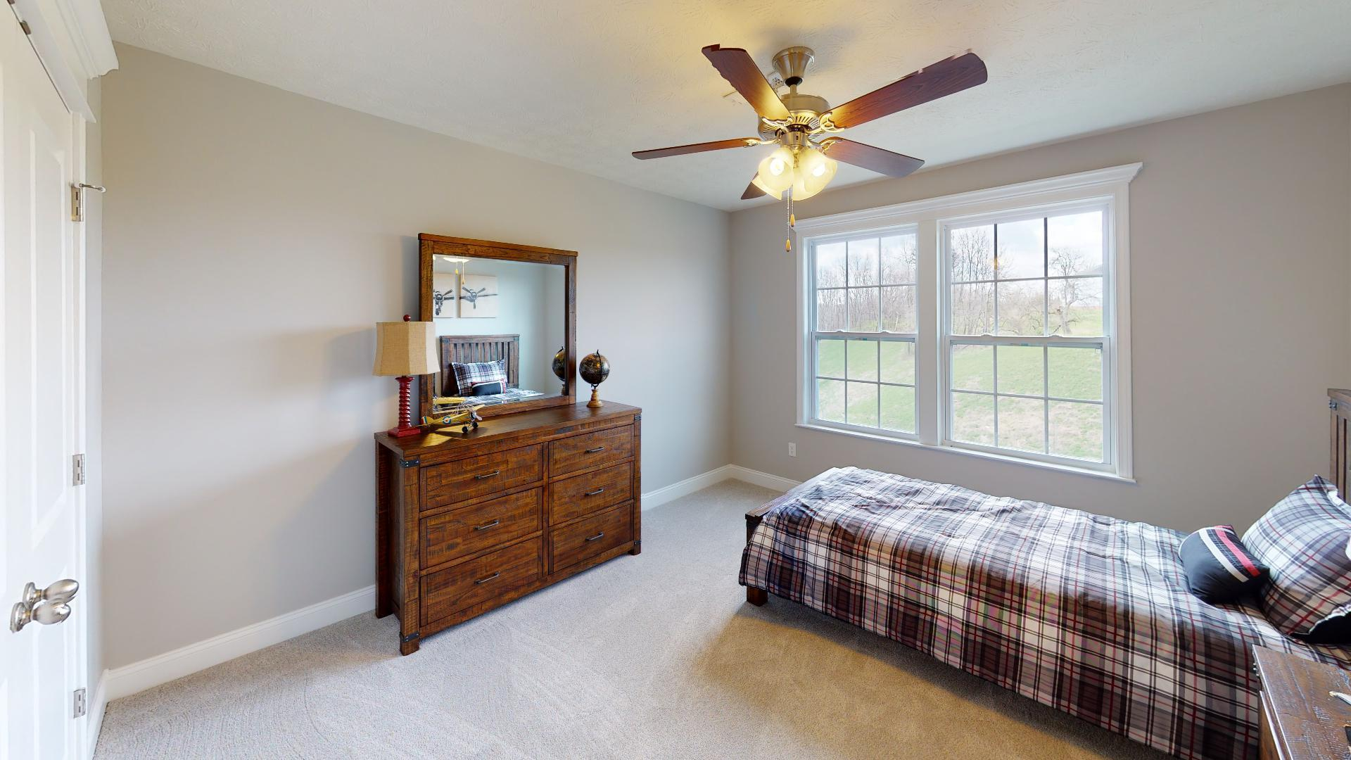 Bedroom featured in the Reagan By Maronda Homes in Pittsburgh, PA