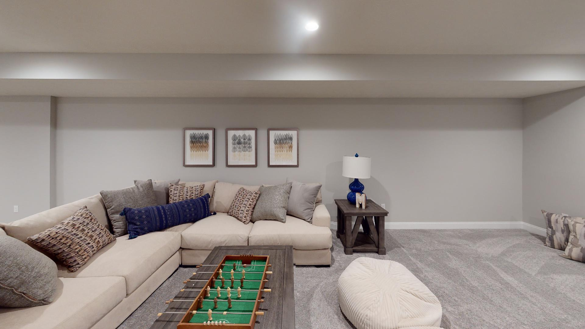 Living Area featured in the Reagan By Maronda Homes in Pittsburgh, PA