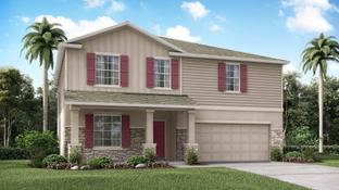 Melbourne - Bradford Ridge: Leesburg, Florida - Maronda Homes