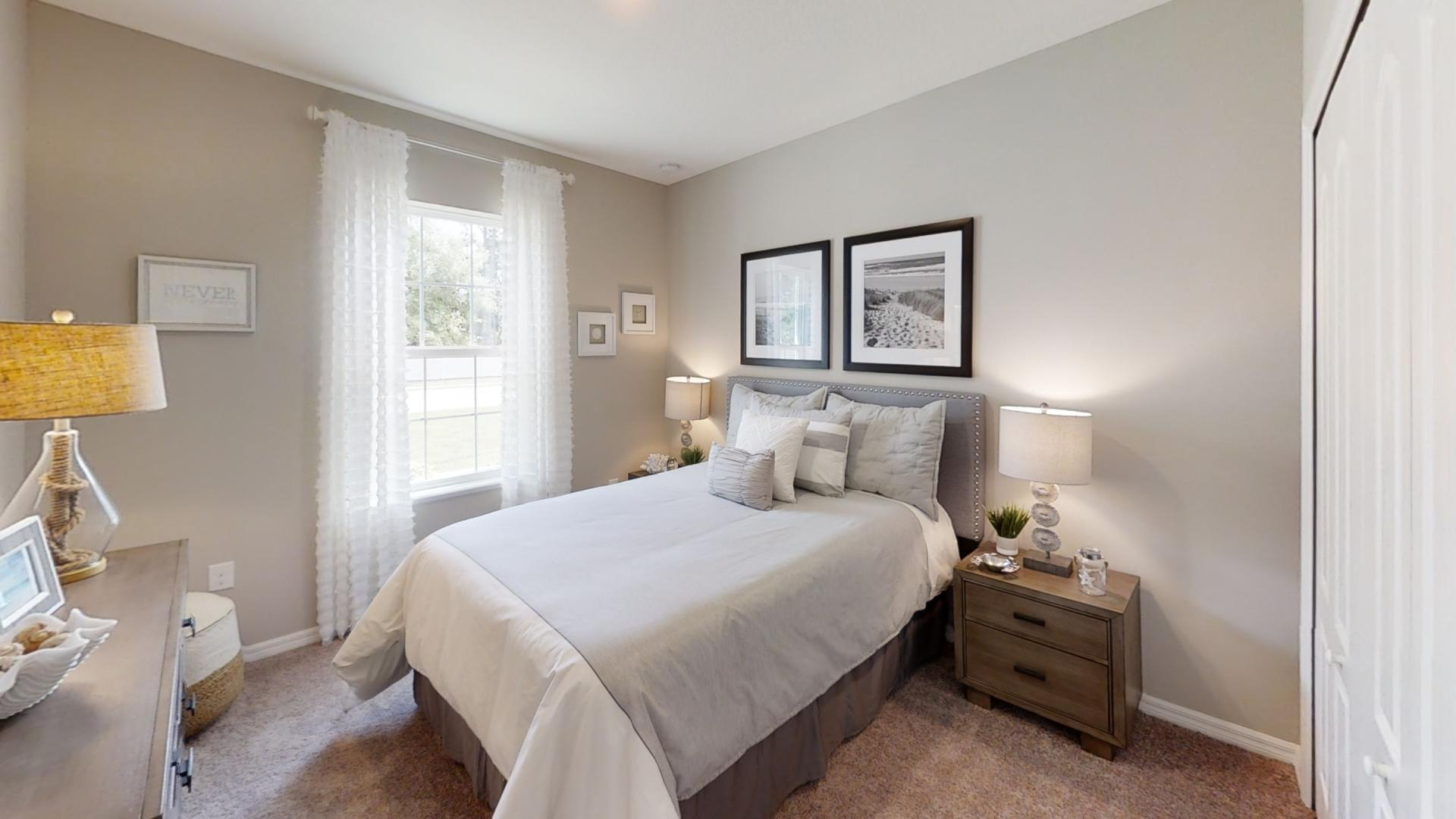 Bedroom featured in the Mesquite By Maronda Homes in Ocala, FL