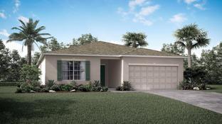 Maple - Spring Hill: Spring Hill, Florida - Maronda Homes
