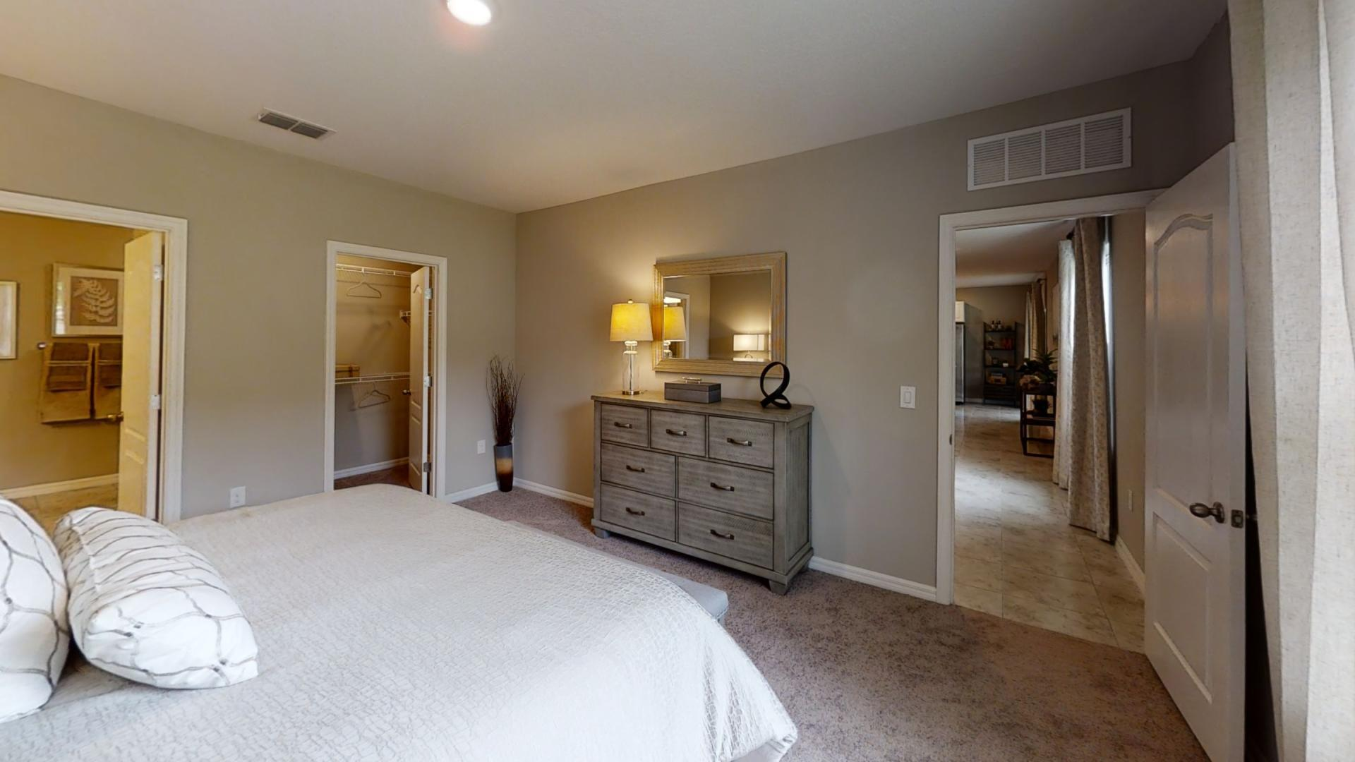 Bedroom featured in the Mesquite By Maronda Homes in Jacksonville-St. Augustine, GA