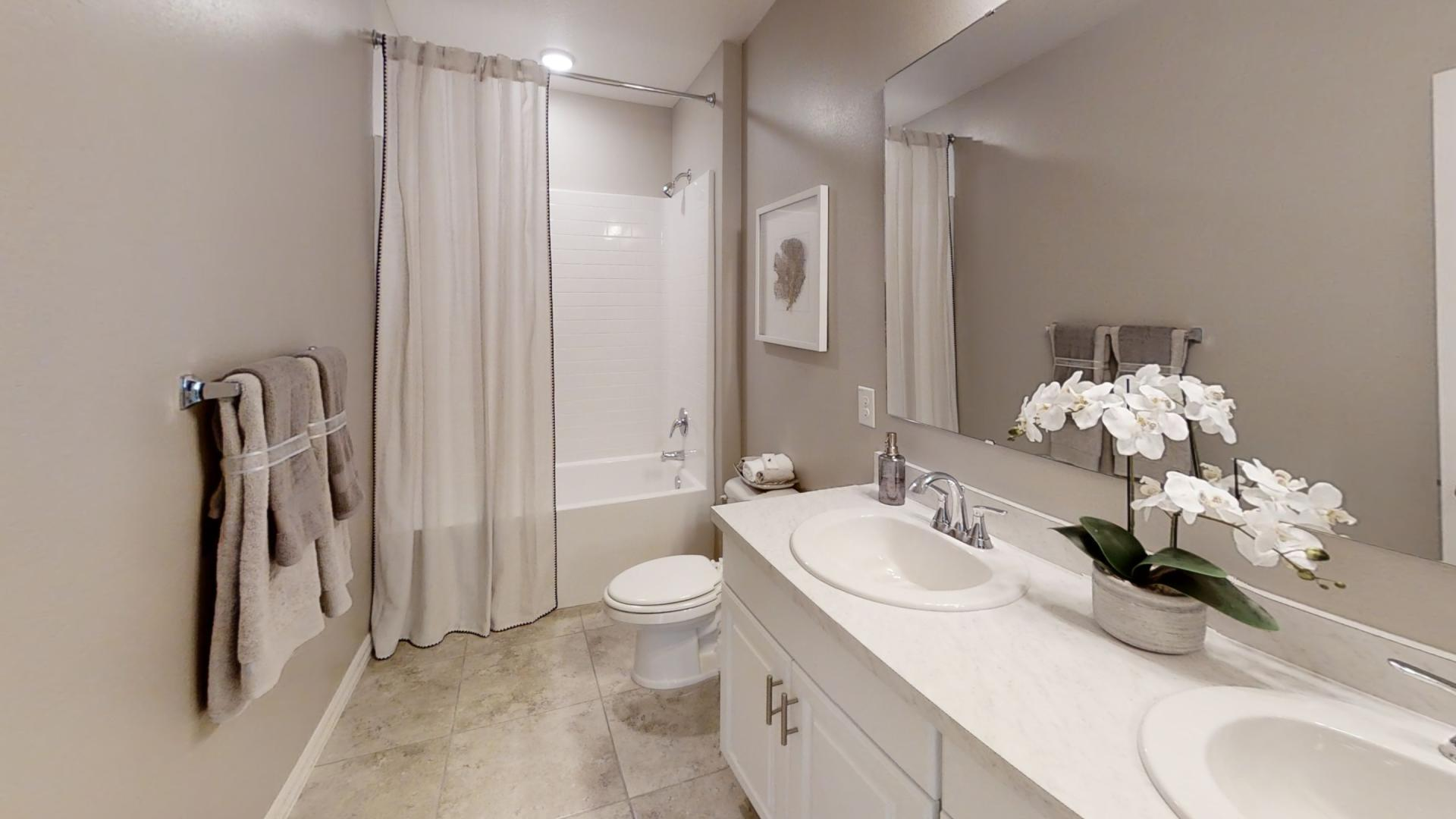 Bathroom featured in the Mesquite By Maronda Homes in Jacksonville-St. Augustine, GA