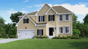 Cleveland - Autumn Grove: Grove City, Ohio - Maronda Homes