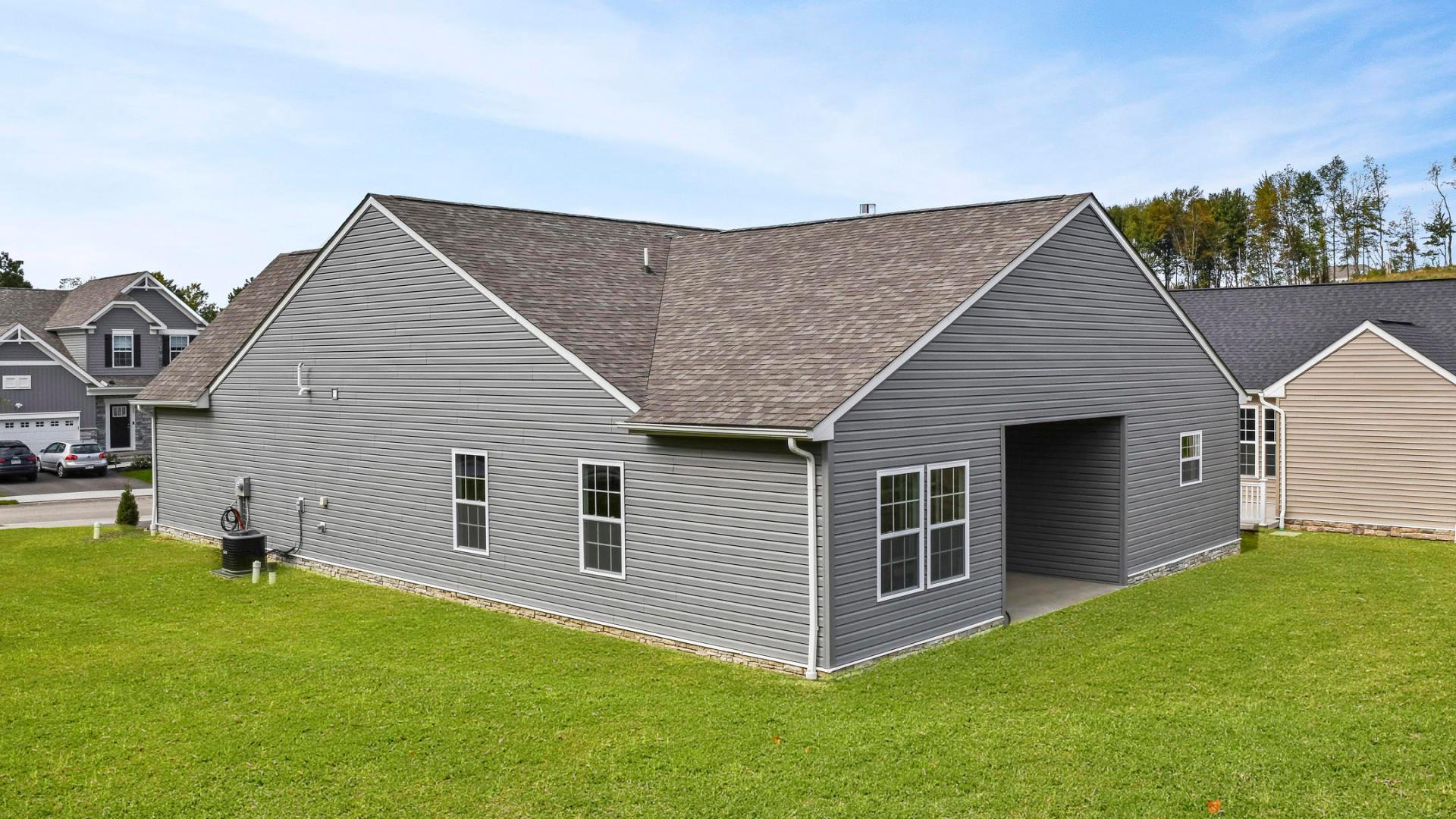 Exterior featured in the Drexel By Maronda Homes in Cincinnati, OH