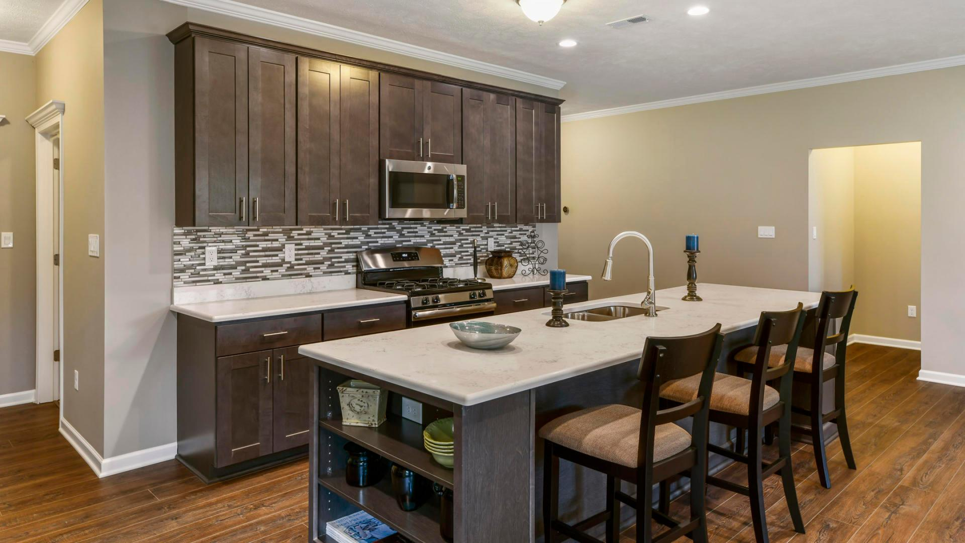 Kitchen featured in the Drexel By Maronda Homes in Cincinnati, OH