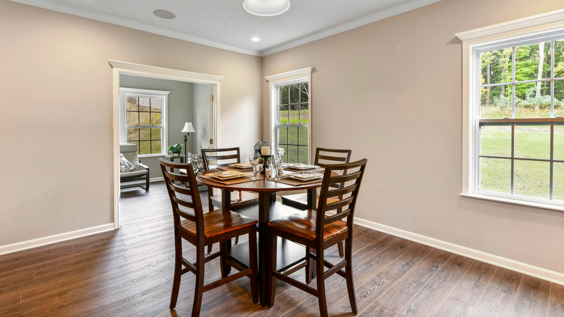 Kitchen featured in the Drexel By Maronda Homes in Columbus, OH