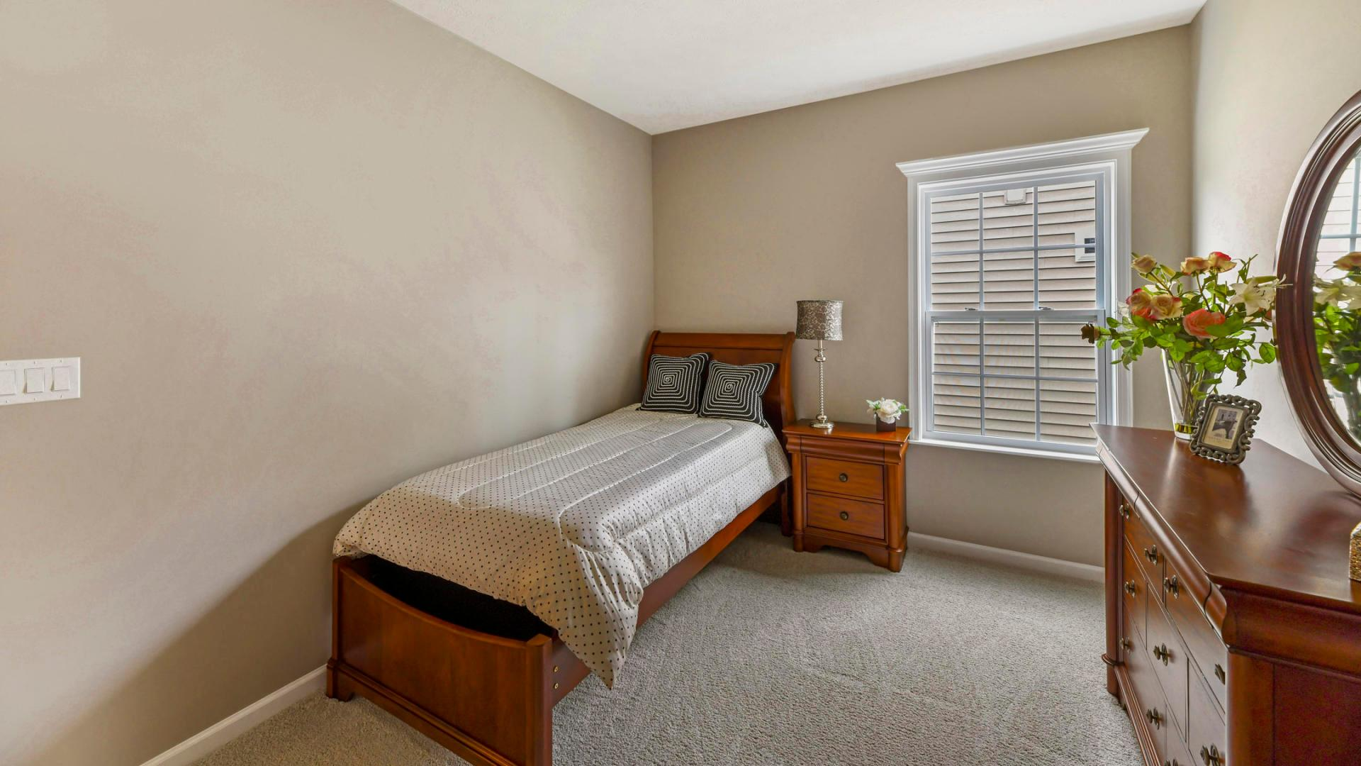 Bedroom featured in the Drexel By Maronda Homes in Cincinnati, OH