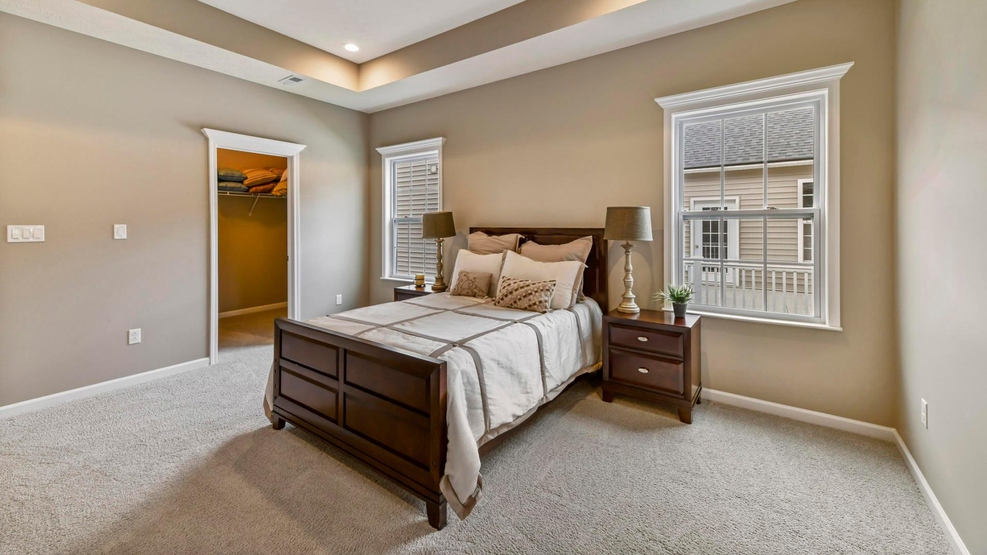Bedroom featured in the Drexel By Maronda Homes in Columbus, OH