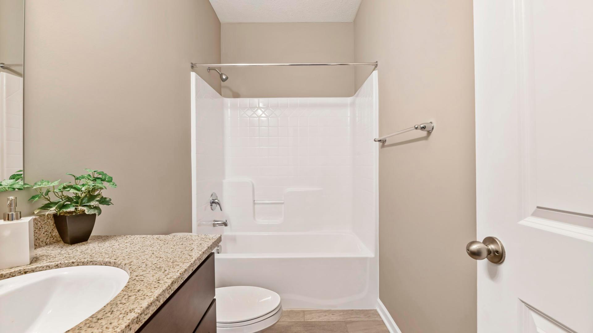 Bathroom featured in the Drexel By Maronda Homes in Cincinnati, OH