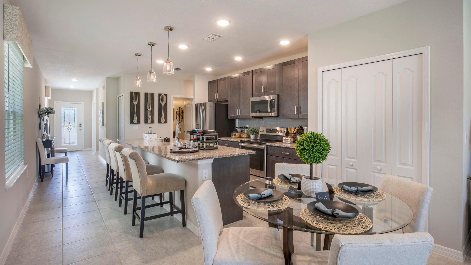 Kitchen featured in the Victoria By Maronda Homes in Daytona Beach, FL