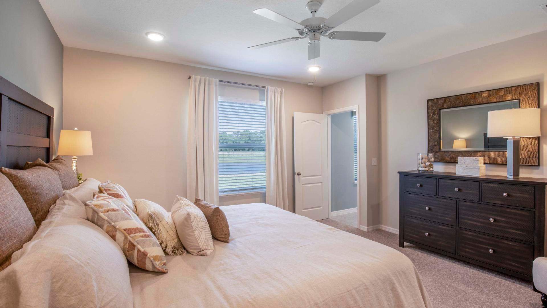 Bedroom featured in the Victoria By Maronda Homes in Daytona Beach, FL