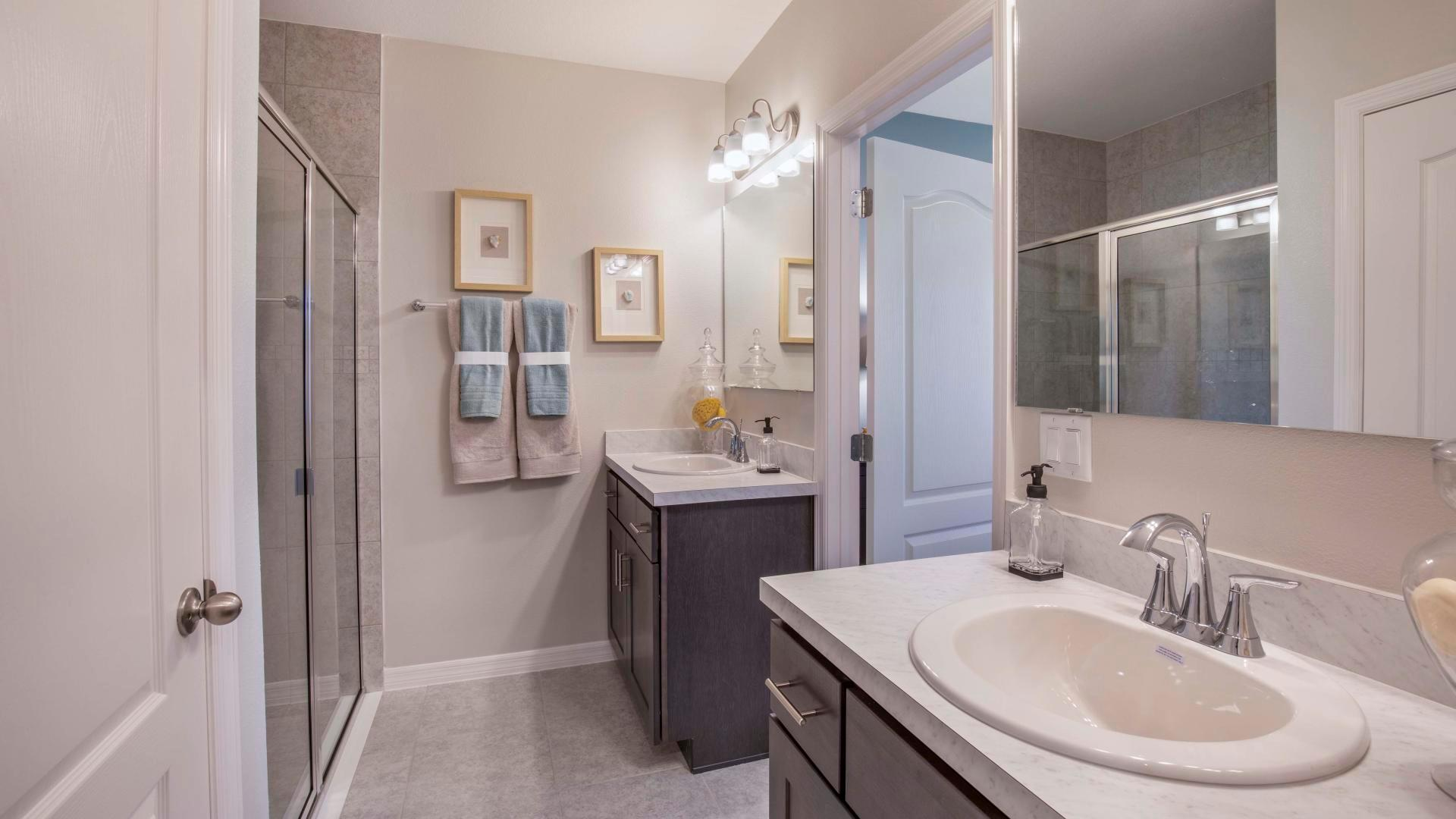 Bathroom featured in the Victoria By Maronda Homes in Daytona Beach, FL
